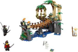 LEGO Ninjago Master Falls (70608)