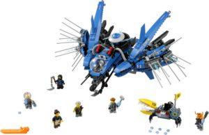 LEGO Ninjago Lightning Jet (70614)