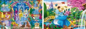 Clementoni Παζλ 2x20 Disney-Cinderella (24725)