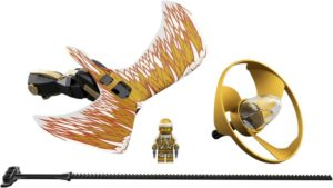 LEGO Ninjago Golden Dragon Master (70644)