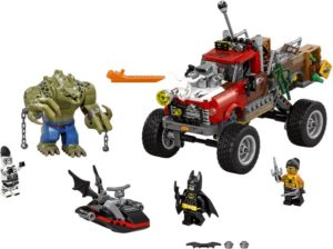 LEGO Batman Movie Killer Croc Tail-Gator (70907)