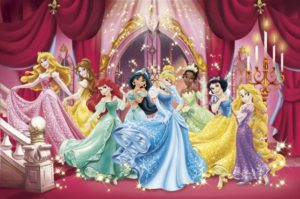 Clementoni Παζλ 60 Disney-Princess:The Dance (26883)