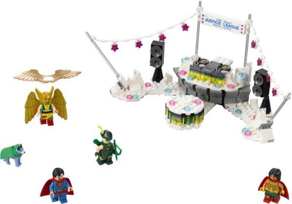 LEGO Batman Movie The Justice League Anniversary Party (70919)