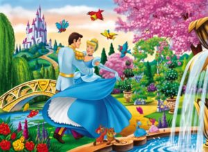 Clementoni Παζλ 60 Disney-Cinderella:A Dream Story (26866)