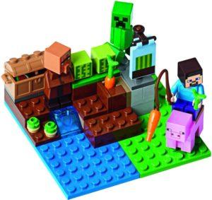 LEGO Minecraft The Melon Farm (21138)
