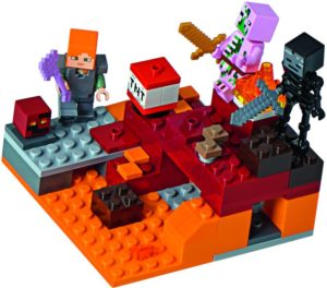 LEGO Minecraft The Nether Fight (21139)