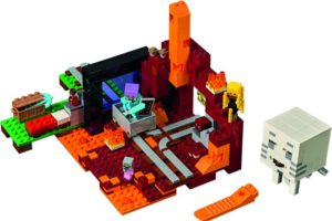 LEGO Minecraft The Nether Portal (21143)