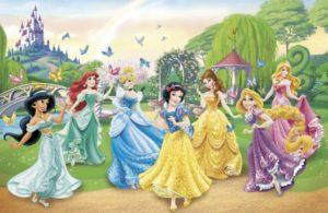 Clementoni Παζλ 104 Disney-Butterfly Princess (27856)