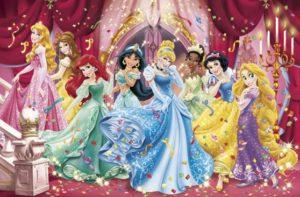 Clementoni Παζλ 250 Disney Princess:The Dance (29678)