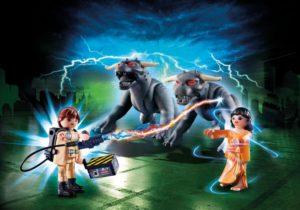 Playmobil Ghostbusters Δρ. Βένκμαν & Δαιμονισμένα Σκυλιά (9223)