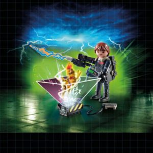 Playmobil Ghostbusters Πήτερ Βένκμαν (9347)