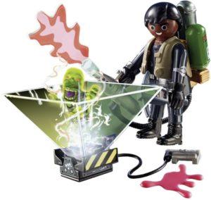 Playmobil Ghostbusters Γουίστον Ζέντμορ (9349)