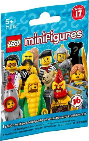 LEGO Minifigures Series 17-1 Τμχ (71018)