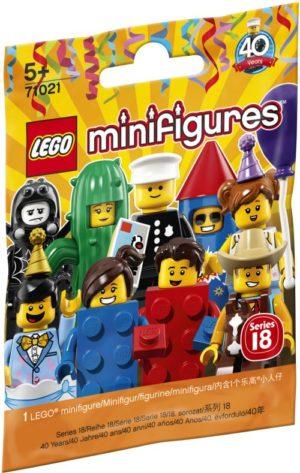 LEGO Minifigures Series 18-Party (71021)