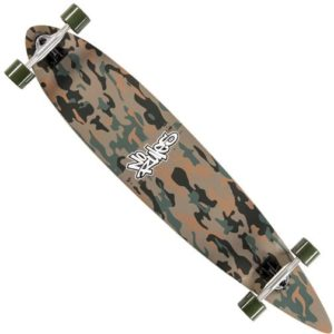 No Rules Longboard Camouflage (242)