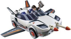 Playmobil Κατασκοπικό Όχημα Του Πράκτορα Π (9252)