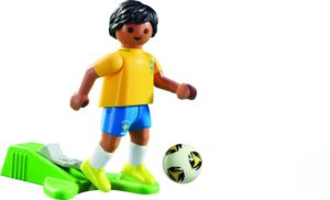 Playmobil FIFA 2018 Ποδοσφαιριστής Βραζιλίας (9510)