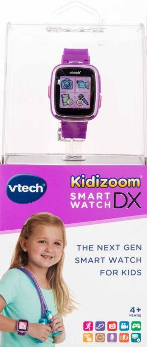 VTech Kidizoom Smart Watch Dx-Purple (80-171653)