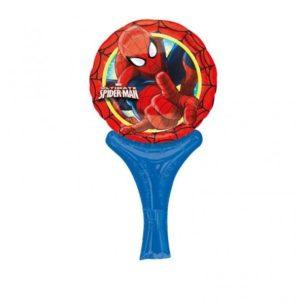 Μπαλόνι Spiderman Με Χειρολαβή-1 Τμχ (A2702701)