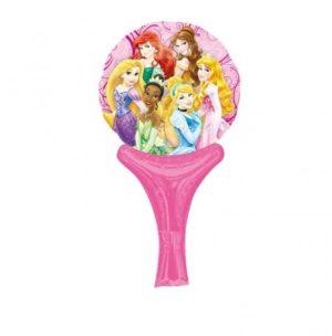 Μπαλόνι Princess Με Χειρολαβή-1 Τμχ (A2702801)