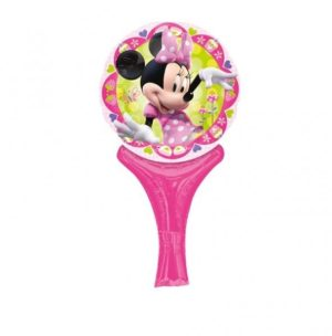 Μπαλόνι Minnie Με Χειρολαβή-1 Τμχ (A2702901)