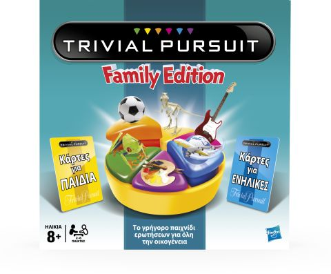 Trivial Pursuit Family 2002 (73013)