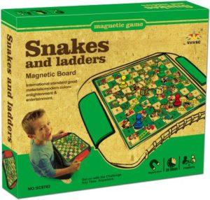 BW Επιτραπέζιο Μαγνητικό Snakes & Ladders (SC9702)
