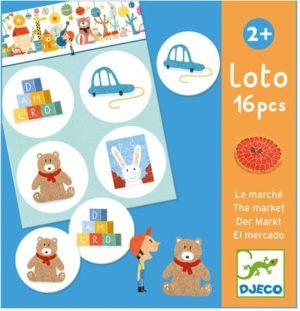 Djeco Loto Προϊόντα Αγοράς (176-08125)