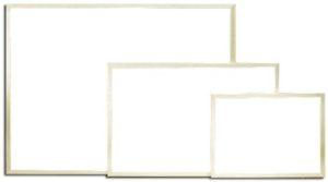 Πίνακας Λευκός 40x60cm-1Τμχ (276.02.4060)