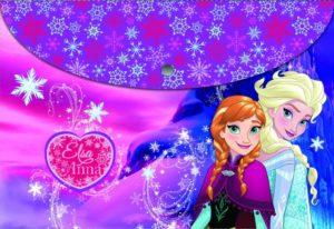 Frozen Φάκελος Κουμπί Α4 (0561601)