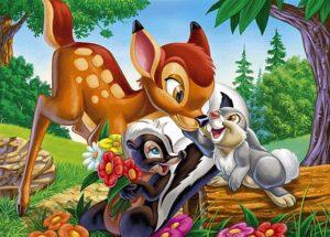 Clementoni Παζλ 104 S.C Disney-Οι Φίλοι (1210-27454)
