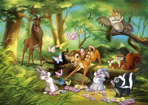 Clementoni Παζλ 250 S.C Disney-Bambi 2 (1210-29429)