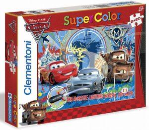 Clementoni Παζλ 2Χ20 S.C. Disney- Cars 2 (1200-24699)