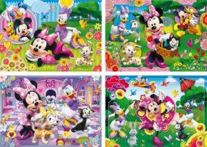 Clementoni Παζλ 15 Disney Minnie (22219)