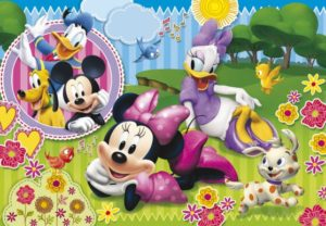 Clementoni Παζλ 60 Maxi Disney Minnie's Friends (26738)