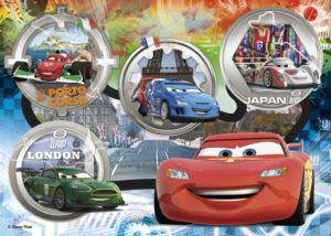 Clementoni Παζλ 104 Disney-Cars:The World Gran Prix Race (27857)