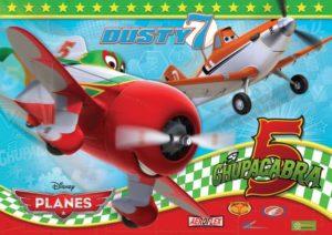Clementoni Παζλ 104 Maxi-Disney Planes No1 (23643)