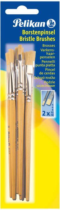 Pelikan Πινέλα Set 613F - 10Τμχ (720409)