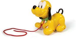 Clementoni Baby Disney Bebe Pluto Συρόμενο Σκυλάκι (1000-14981)