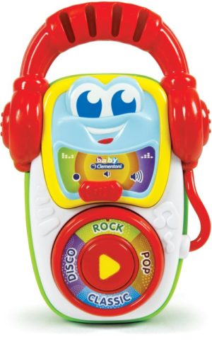 Clementoni Baby Deejay MP3 (1000-17112)