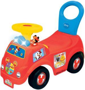 Κiddieland Περπατούρα Mickey Activity Fire Engine Ride On (050815)