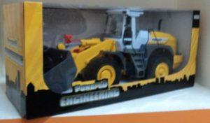 BW F/P Engineering Μπουλντόζα 52cm (4318)