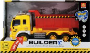 BW F/P Φορτηγό 1:16 W/S (WY301S)
