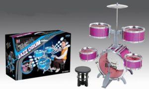 BW Drum Set Jazz-2 Χρώματα (4008E-1)