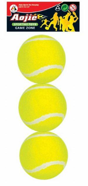 BW AJ Μπαλάκια Tennis 3τμχ. (AJ449IFB)