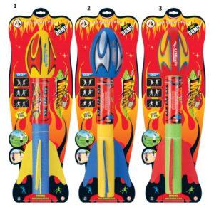 BW AJ Ρουκέτα Foam 22''-3 Σχέδια (AJ991RO-PH)