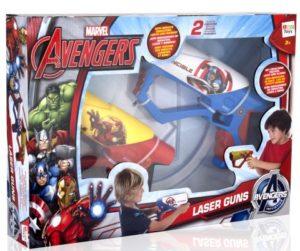 Imc Avengers Laser Blaster Σετ Όπλα (390188)