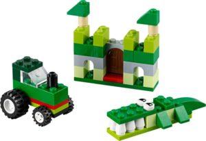 LEGO Classic Green Creativity Box (10708)