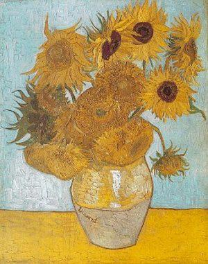 Clementoni Παζλ 1000 Museum Van Gogh:Girasoli (1260-31438)