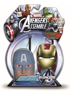 Imc Iron Man & Captain America Walkie Talkie (390089)